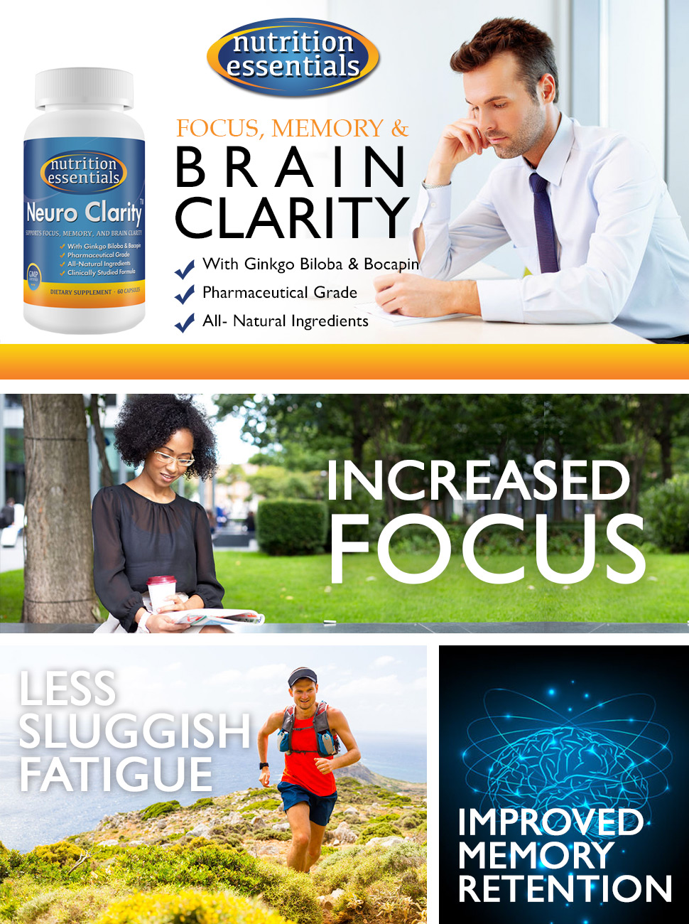 Change initiatives clarity and focus