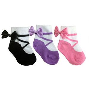 Baby Infant \u0026 Toddler Girls Socks with