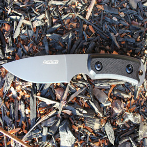 OERLA's field knives are designed by an retired veteran who is working with our manufacturer