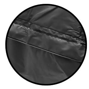 2 inch zipper