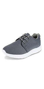 Hawkwell Kids Running Shoes Boys Girls Breathable Lightweight Walking Sneaker
