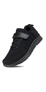 Hawkwell Boys Girls Breathable Lightweight Running Shoes