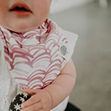 baby bandana drool bibs for baby boys and baby girls
