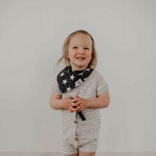 adjustable bandana bibs for teething babies