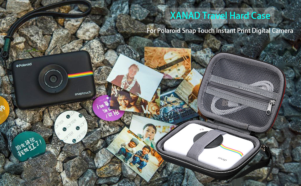 Case for Polaroid Snap Touch Instant Print Digital Camera