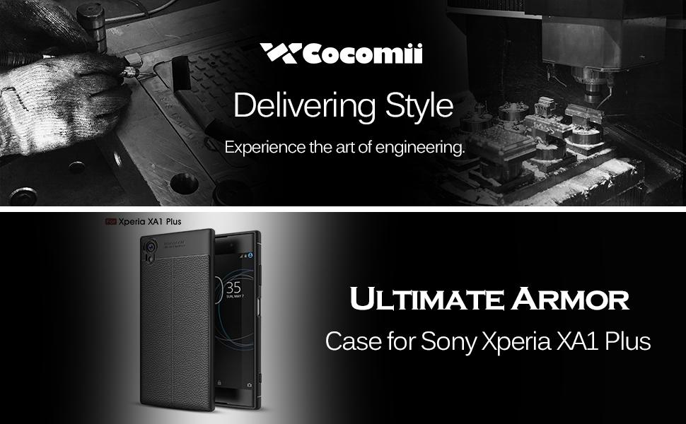 Sony Xperia XA1 פלוס Case האולטימטיבי Armor