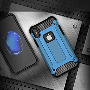 iPhone X Case קומנדו שריון