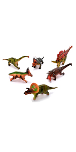 6 pack dino toy
