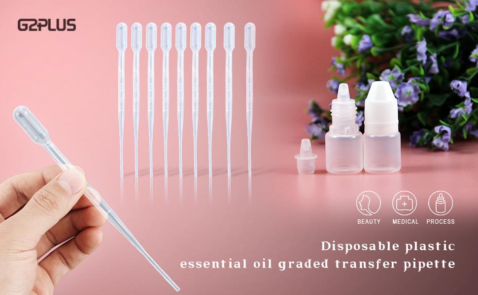 transfer pipettes
