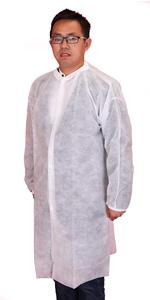 color blanco XL tama/ño Desechable de polipropileno-Mono 4550