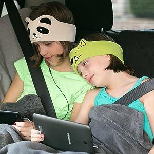 Best headphones for travel kids and children