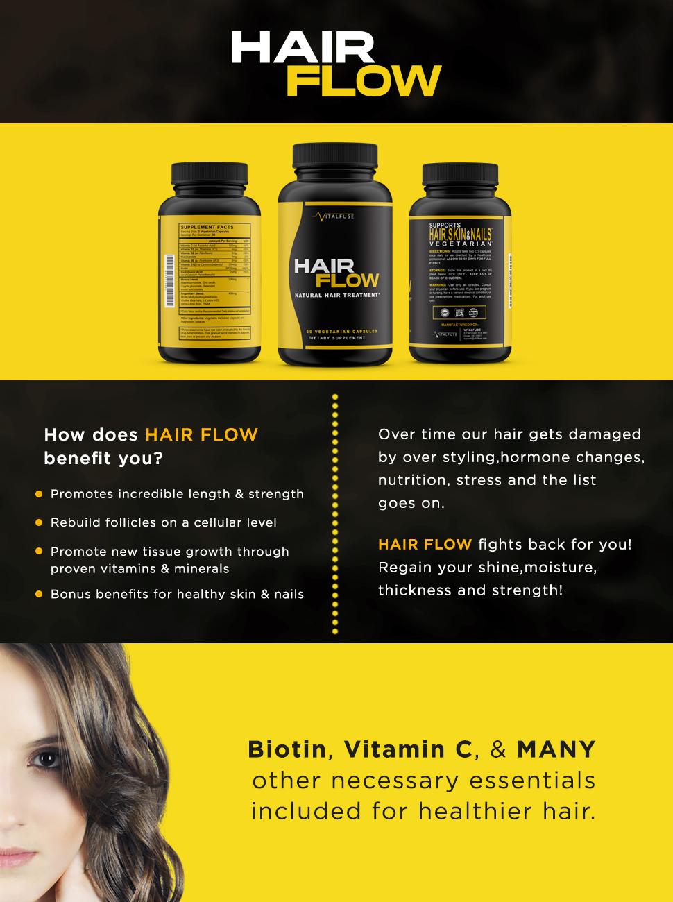 Watch Hair Vitamins: Vitamins To Promote Hair Growth video