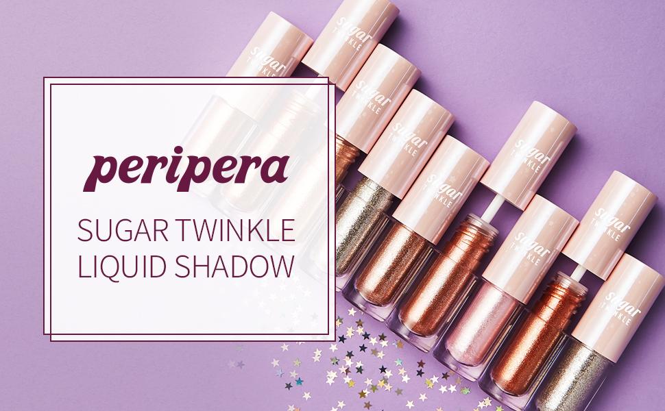 �ล�าร���หารู��า�สำหรั� Peripera Sugar Twinkle Liquid Shadow