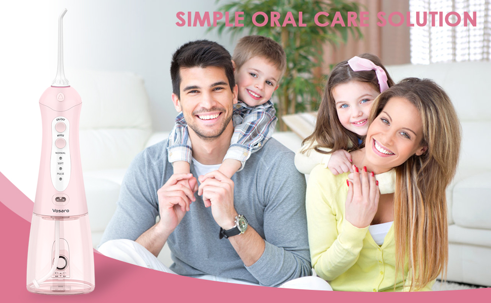 Simple Oral Care Solution