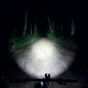 Best Mountain Bike Lights for Night Riding,1000 Lumens Bike Headlight 2 LED?Upgr