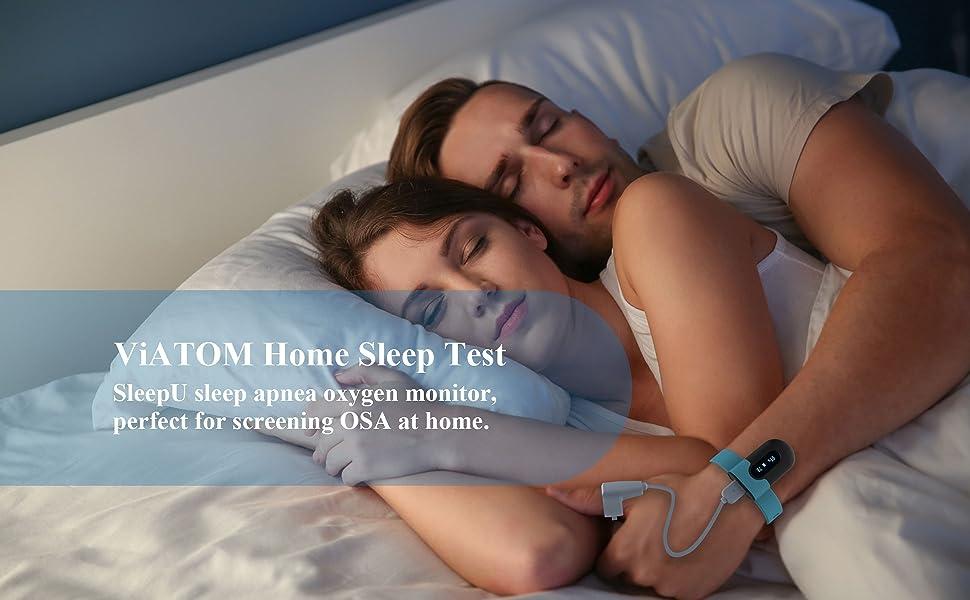 Viatom SleepU blood O2 saturation monitor 10