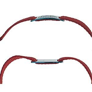 curved vs flat slide-on tag