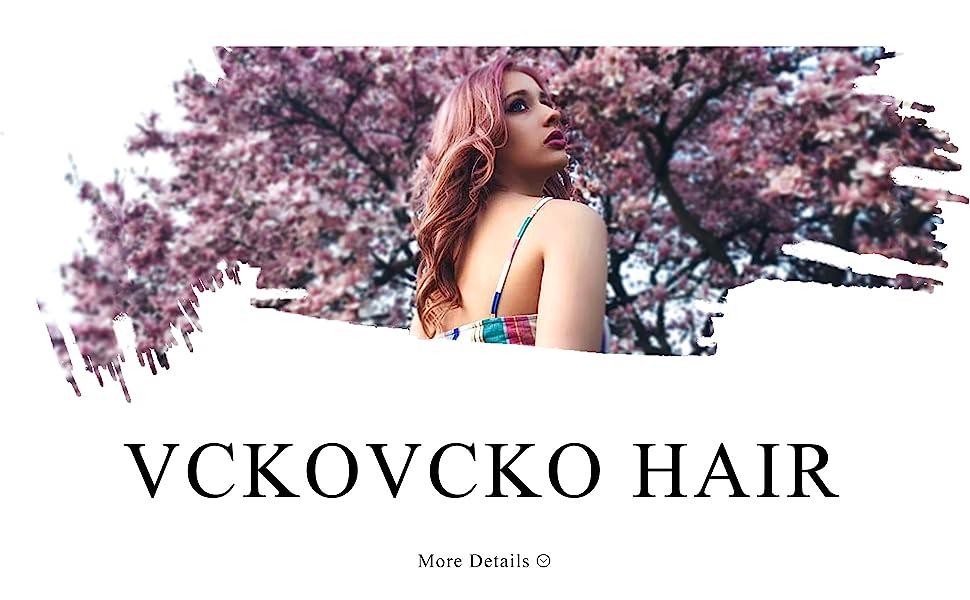 VCKOVCKO HAIR