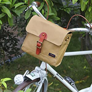 Bike bag birthday
