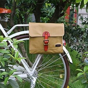 Bike bag pannier back pack