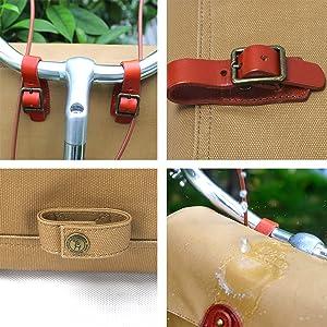 Bike bag messenger