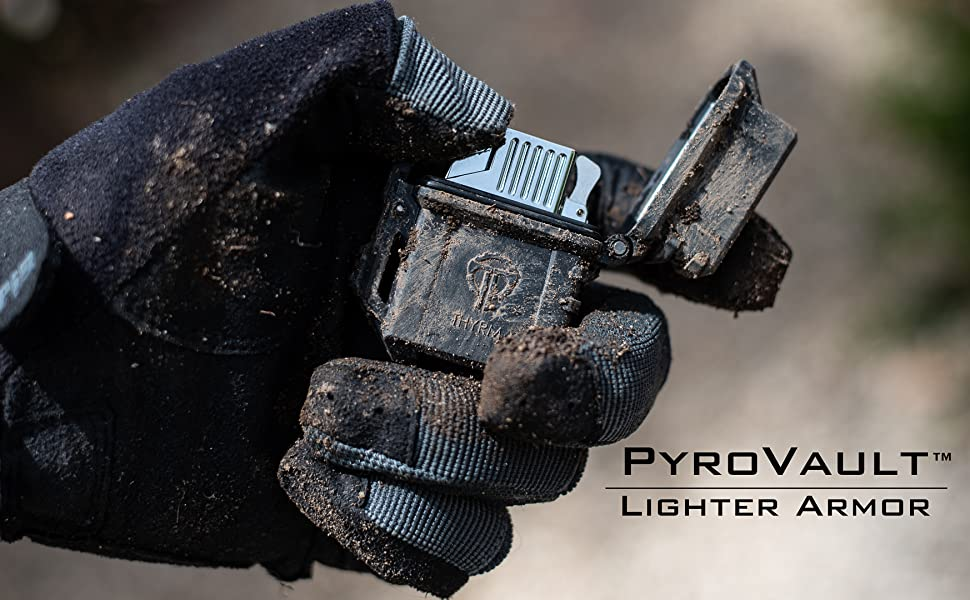 PyroVault Lighter Armor