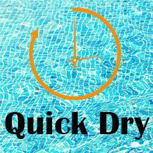 quick dry swimwear