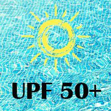Sun protection swimsuit