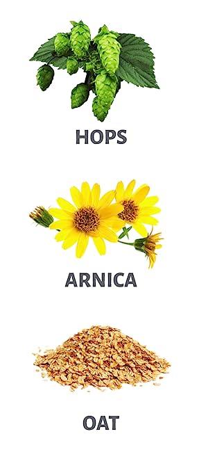 Hops Arnica Oat