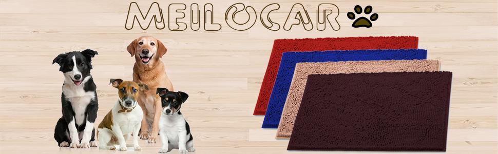 Amazon.com: Meilocar Alfombrilla para perro, ultra ...