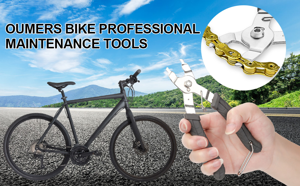 Park Tool MLP 1.2 Master Link Plier Bike Chain Removal Tool Road Hybrid MTB