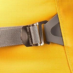 Clip-able buckle