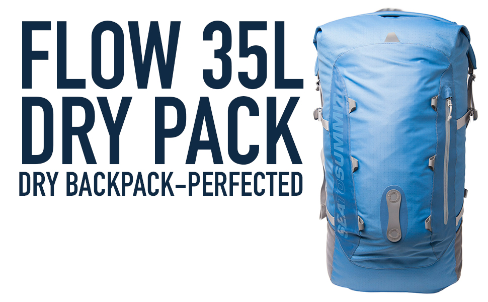 Flow 35 Liter Dry Pack