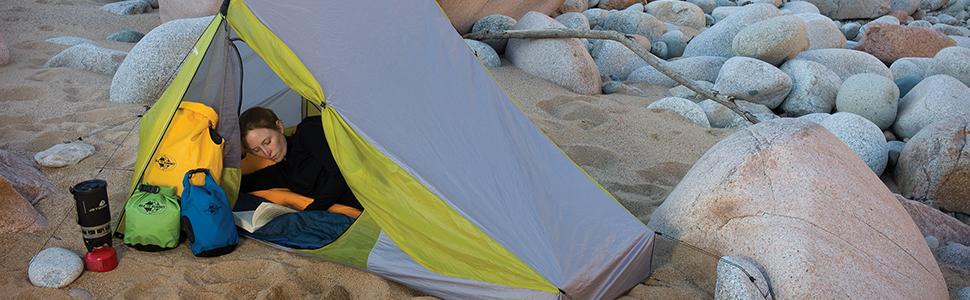 Sea To Summit lifestyle image.