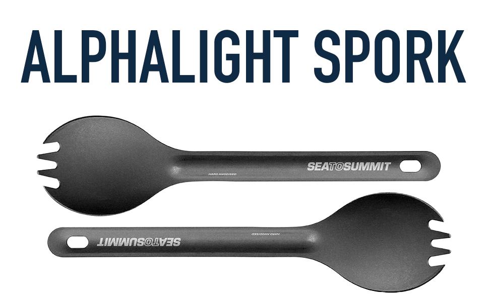 AlphaLight Spork