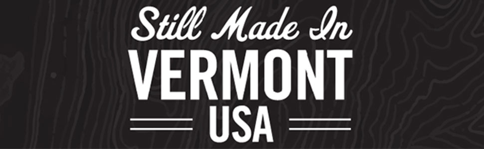 Made in Vermont USA