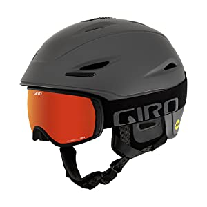 a24583f3efe8 Amazon.com   Giro Balance Snow Goggles Black Bar - Vivid Infrared ...