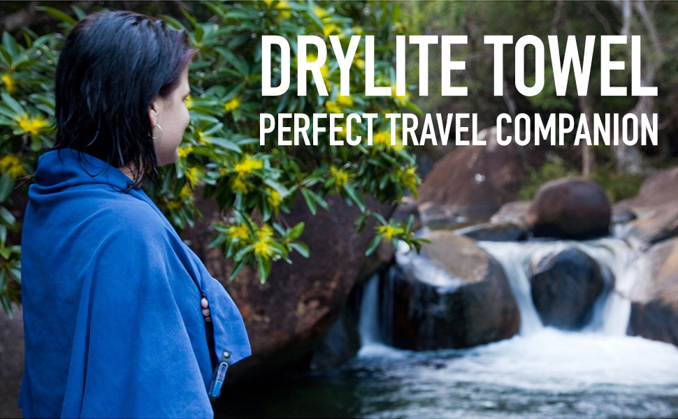 DryLite Towel: the perfect travel companion