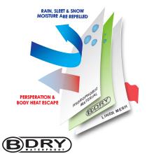 B-DRY Waterproof