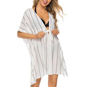 5f36c13975 Gladiolus Women Sexy Swimsuit Cover up Bathing Suit Swimwear Stylish Tunic Cover  Ups