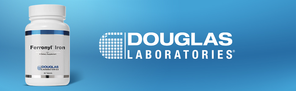 Douglas Laboratories Ferronyl Iron