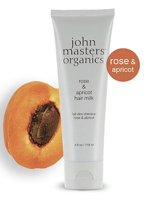 Rose & Apricot Hair Milk