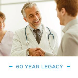 60 Year Legacy