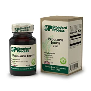 Prolamine Iodine Supports Healthy Iodine Levels Healthy Thyroid Function Calcium 2