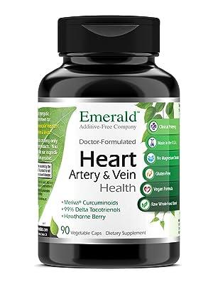 Emerald Laboratories Heart Artery & Vein Health Dietary Supplement