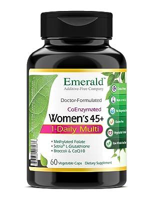 Emerald Laboratories conenzymated women's 45 plus 1 daily multi vitamin