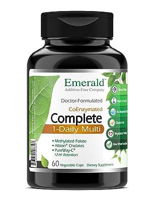 Emerald Laboratories Complete 1 Daily Multivitamin