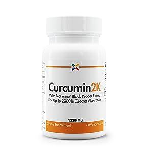 Stop Aging Now, Curcumin2K