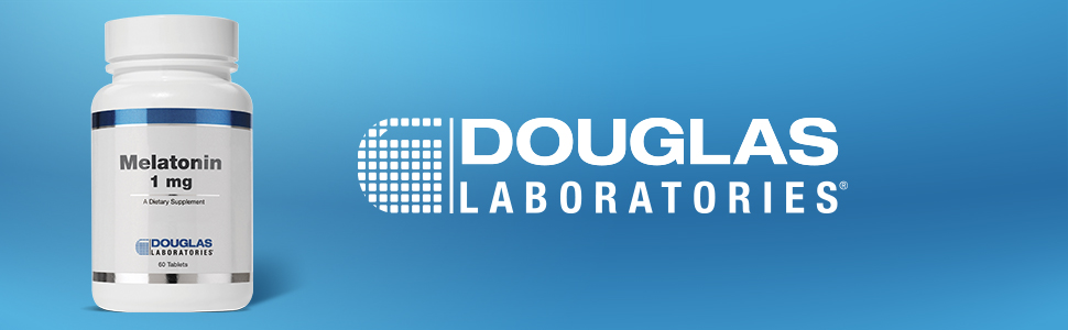 Douglas Laboratories Melatonin 1 mg