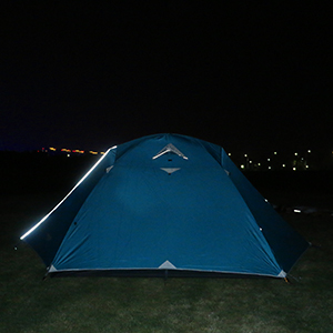 Luxe Tempo 4 Person Camping Tent Ultralight Waterproof